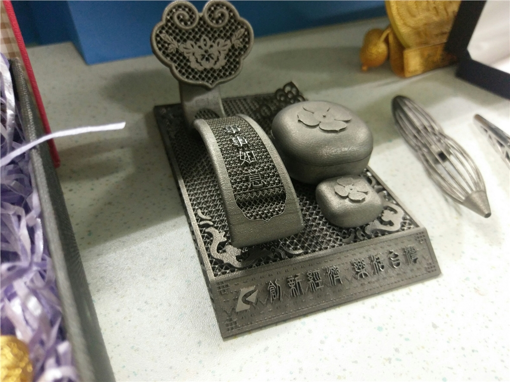 3DMART 3D列印介紹 3D列印師資培訓計畫 SLS金屬3D列印 打磨