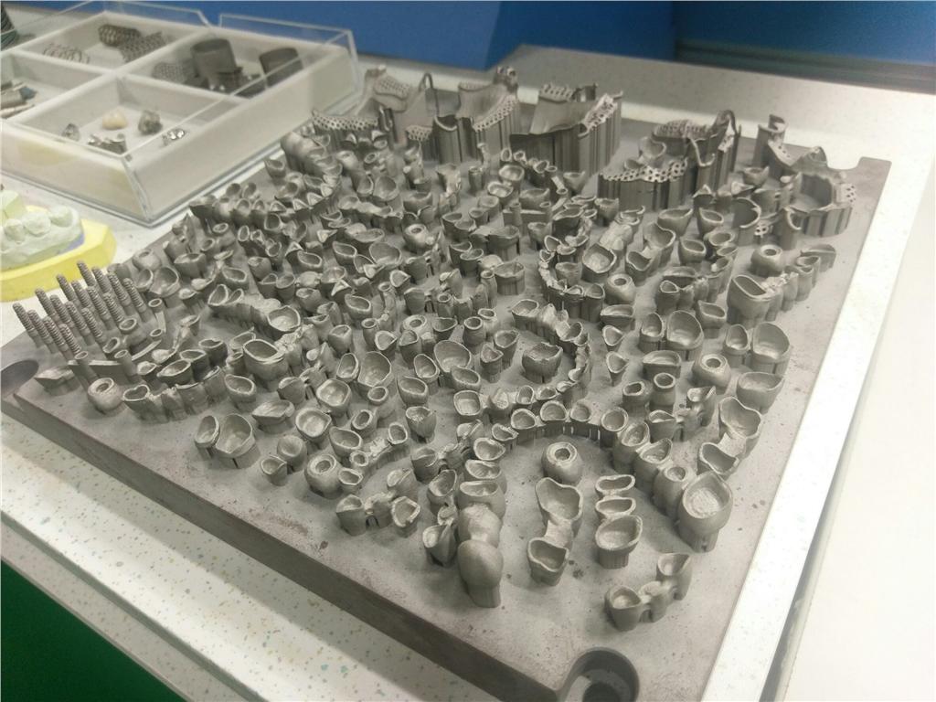 3DMART 3D列印介紹 3D列印師資培訓計畫 SLS金屬3D列印