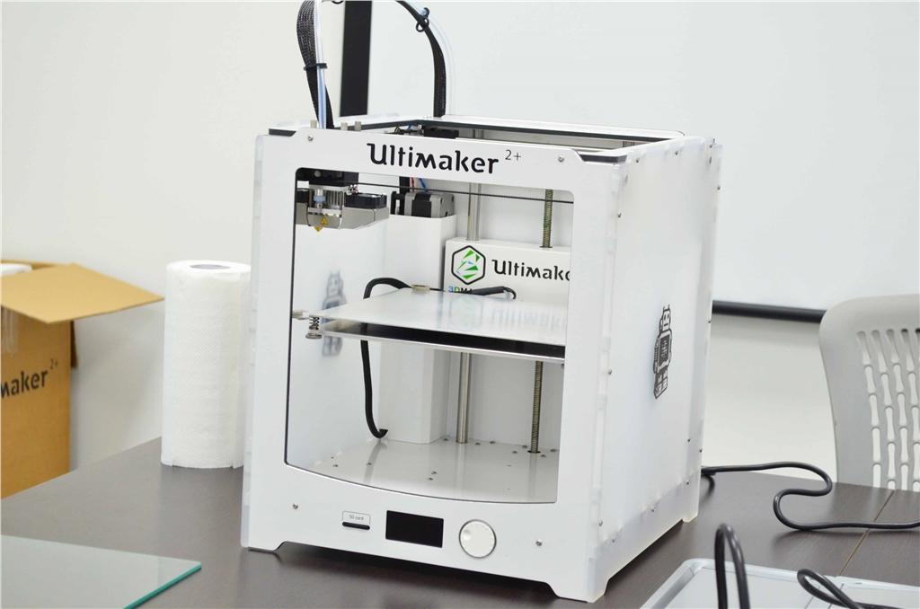 3DMART 安裝Ultimaker 3D列印機 於 HTC辦公室