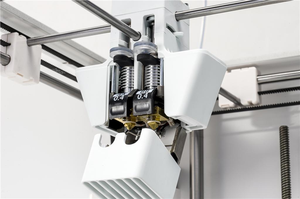 UM 3Ultimaker Print Core dual extruder 雙噴頭