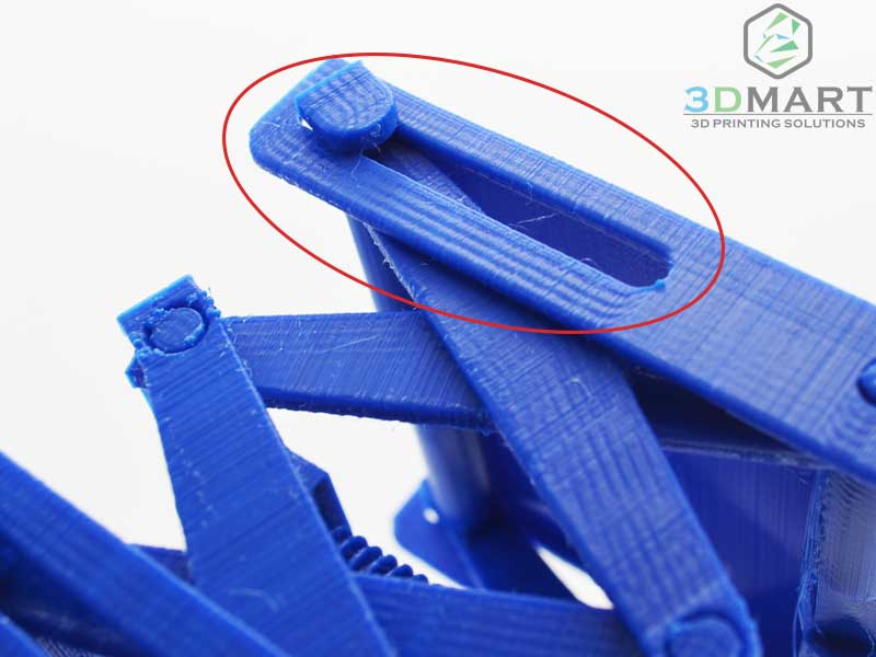 Ringing problem on 3d prints