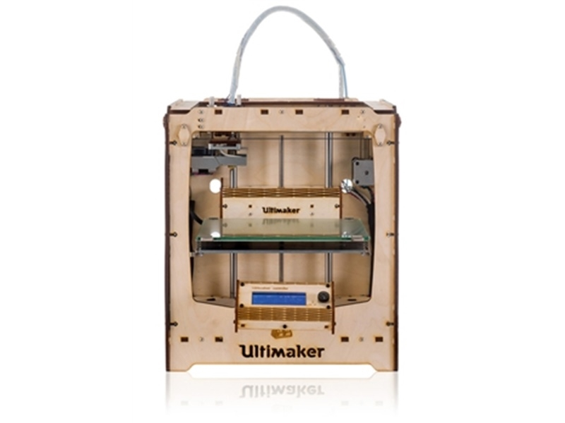 3D印表機 Ultimaker - Original+ Kit - Front view