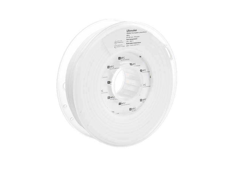 Ultimaker TPU 95A - White 白色