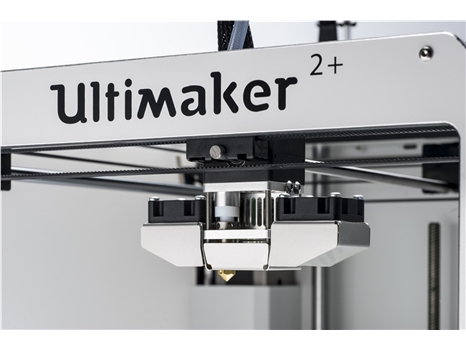 3D列印機 - Ultimaker 2 + Sticker