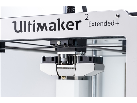 3D列印機 - Ultimaker 2 Extended+ Sticker