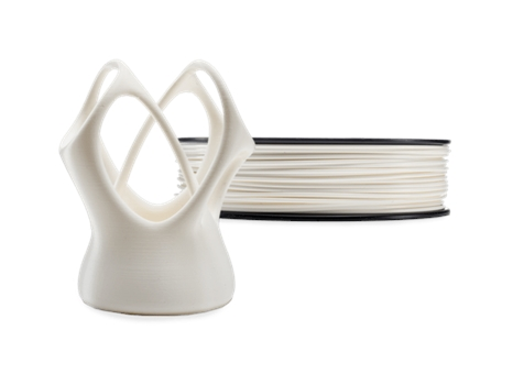 Ultimaker PLA-3D列印線材-白色(White)-Spool