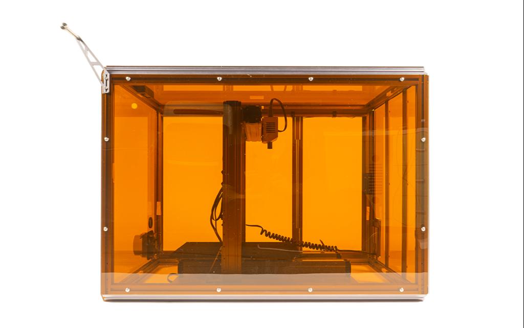 Snapmaker 2.0 A350 Enclosure Laser Reduction