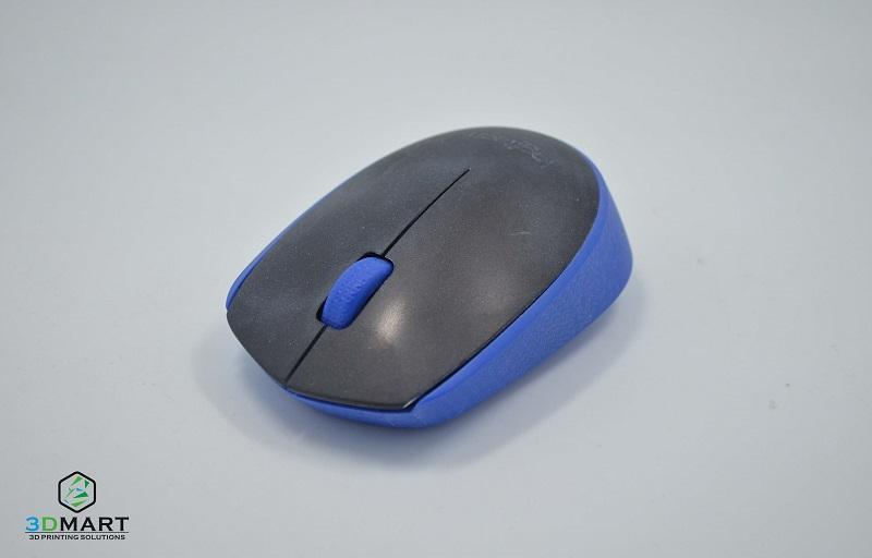 3DMART - 3D掃描器測試 EinScan 3D 掃描滑鼠