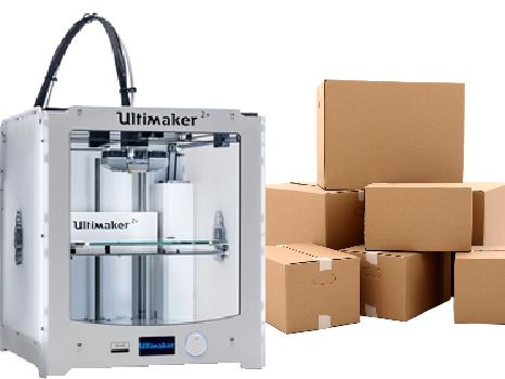 Ultimaker2+ 同捆包  Ultimaker2+ 3D列印機 高品質 最低0.02mm層厚