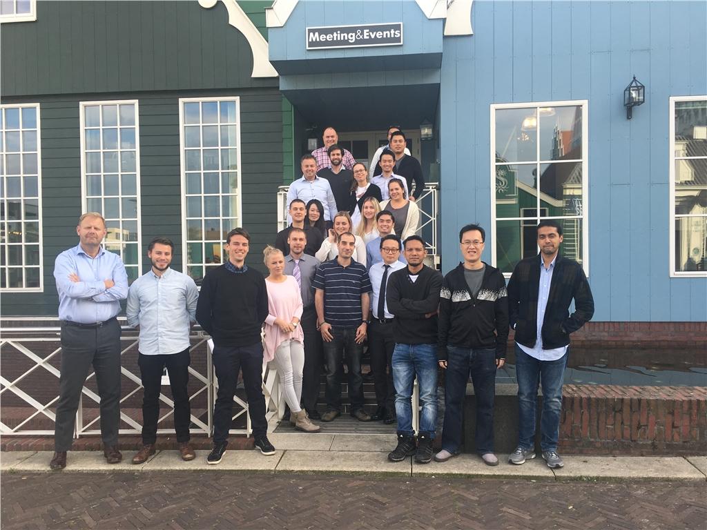 ultimaker 原廠受訓 在荷蘭