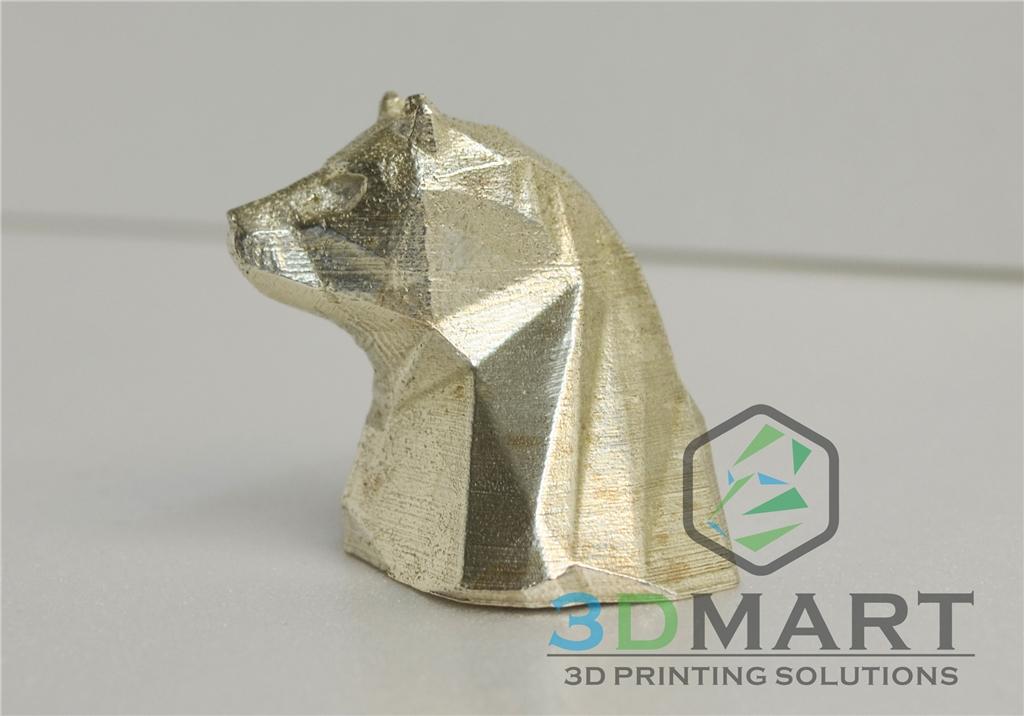 Ultimaker 3D列印 FDM Formfutura moldlay 脫蠟鑄造 純銀