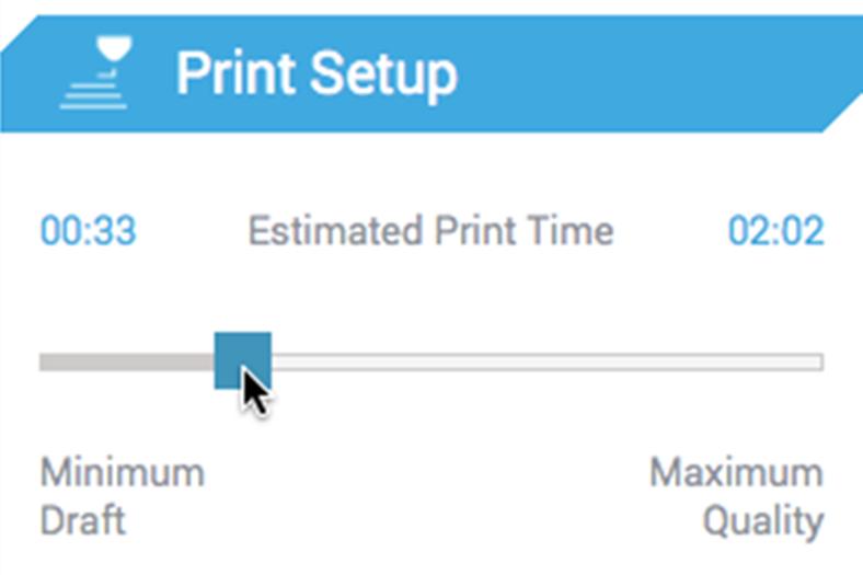 Ultimaker 2 3D印表機 cura15.06 切片軟體 print setup