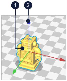 3D列印 Cura 2.1 切片軟體