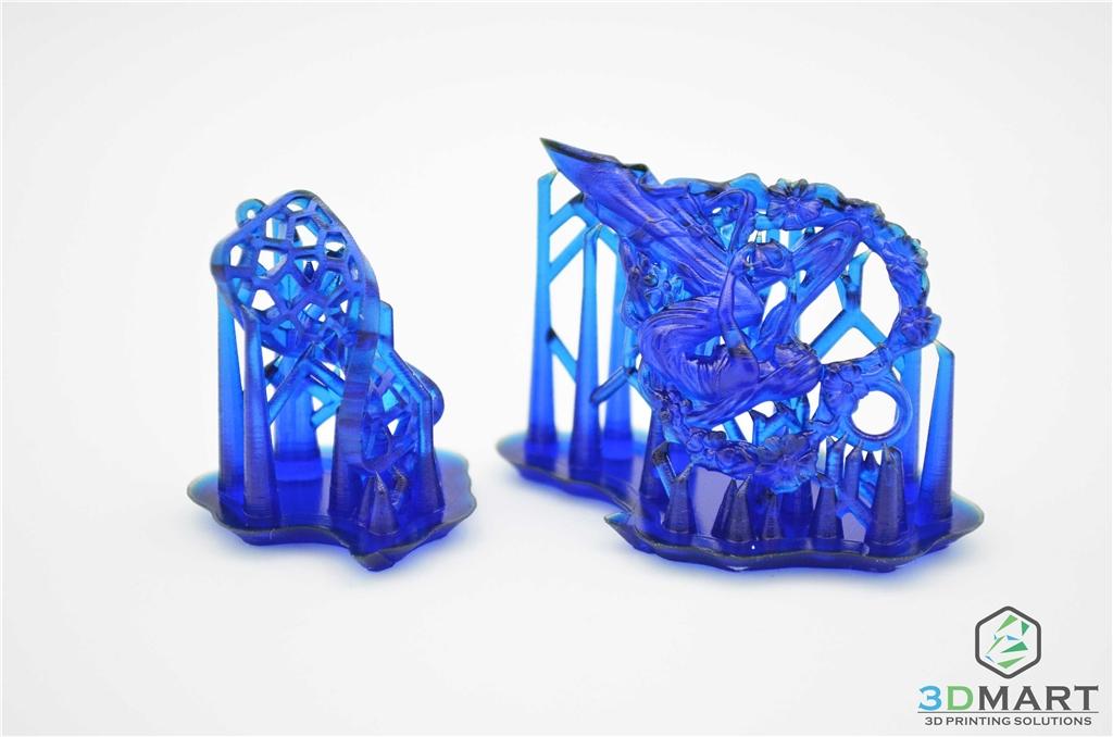 Formlabs Form2 SLA 光固化 3D列印機 Castable 鑄造樹脂 3DMART 成品