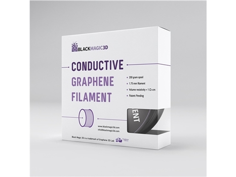 Black Magic - Graphene 石墨烯導電3D列印線材