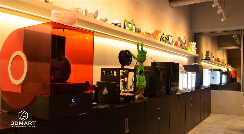 3DMART 新家新氣象 多款3D列印機