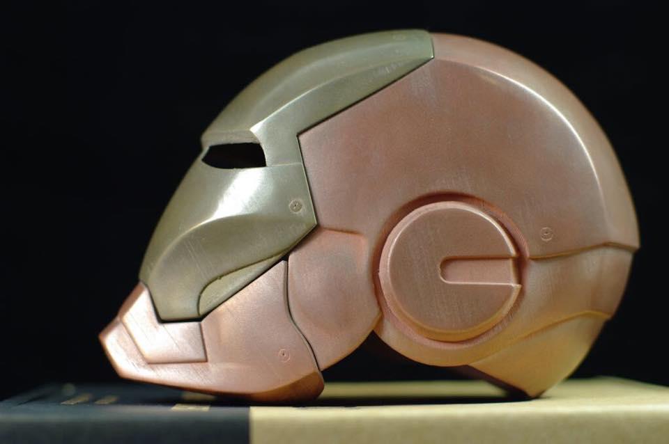 Colrfabb bronzefill copperfill 3DMART 鋼鐵人
