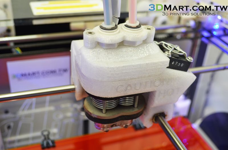 Airwolf 3D 印表機 wifi 雙噴頭 工業級
