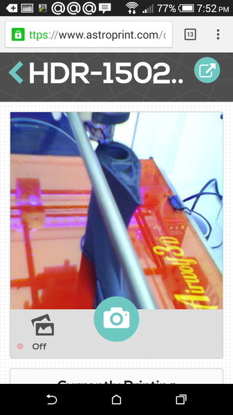 Airwolf 3D 印表機 wifi 雙噴頭 工業級 Astroprint
