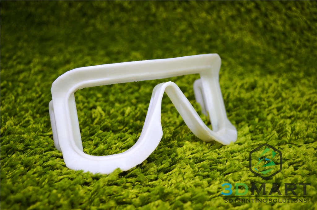 Ultimaker 3D印表機 3D列印 Ski goggles 滑雪鏡