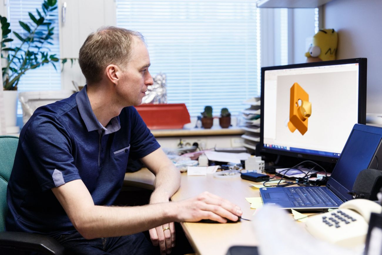 Ultimaker 2 3D Printer Olsson Nozzle Block Design