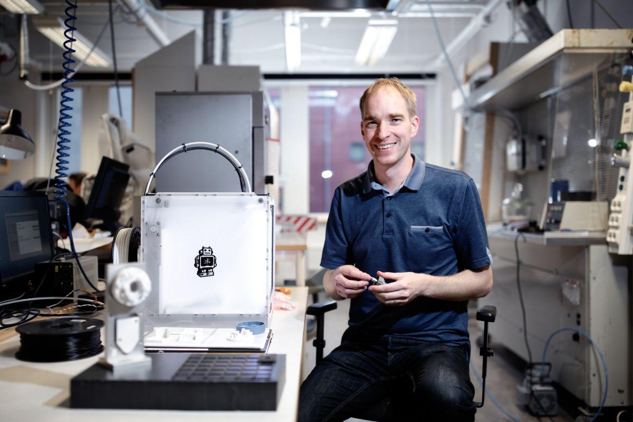 Anders Olsson Ultimaker 2 Nozzle Block Designer