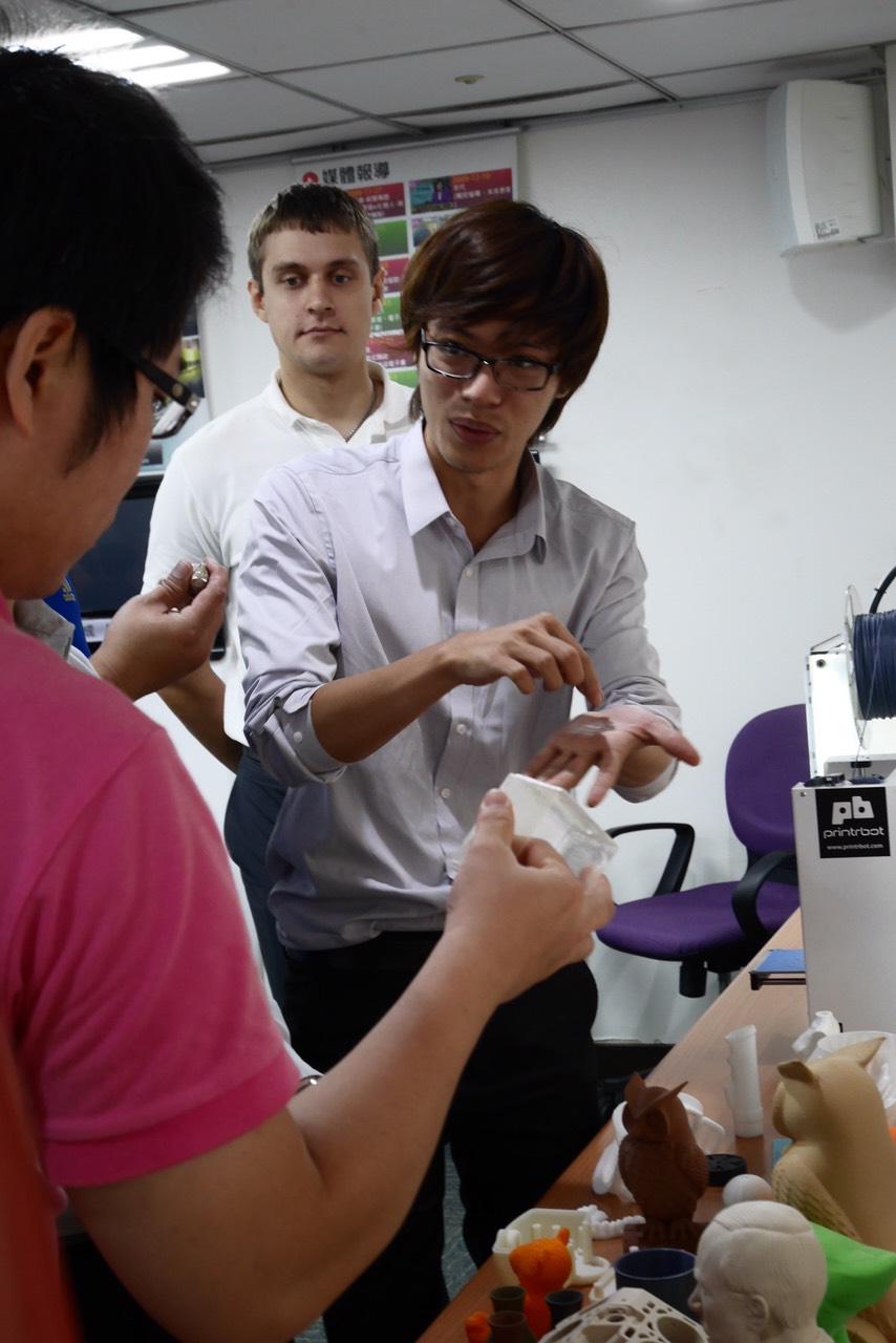 3DMART 專業工程師介紹3D列印樣品