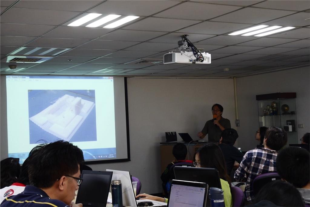 3DMART 邀請周佳藤老師介紹3D列印