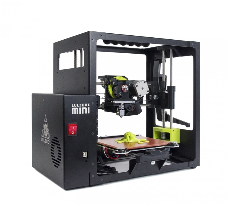 LulzBot Mini, 3D printer,  FDM, FFF, 3D列印機, 3D印表機, 3D列表機, TPE, TPU, 彈性材料, 彈性3D列印材料