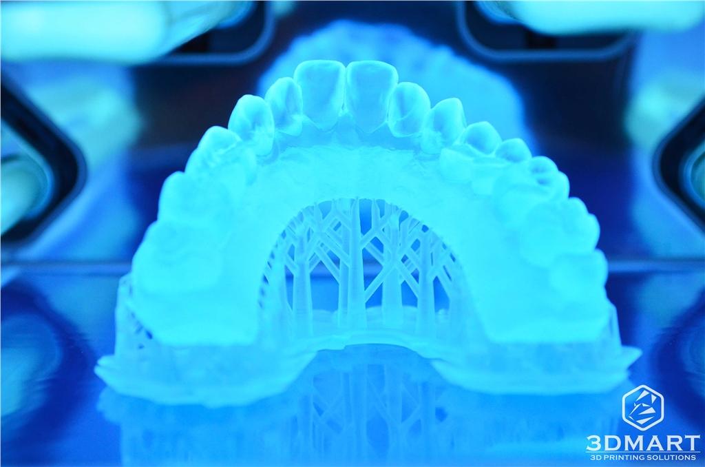 Formlabs Form2 SLA 光固化 3D列印機 牙技 齒模 UV燈 後固化