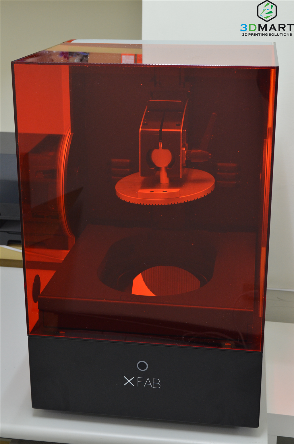 3DMART 引進 DWS 高級桌上型 SLA 光固化 3D列印機  - XFAB在三帝瑪辦公室首次亮相