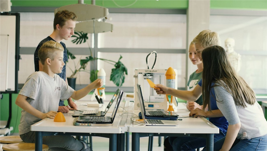 vathorst college的火箭寶特瓶計畫