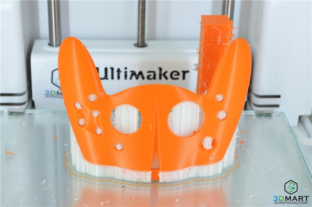 ultimaker 3 列印xbox搖桿