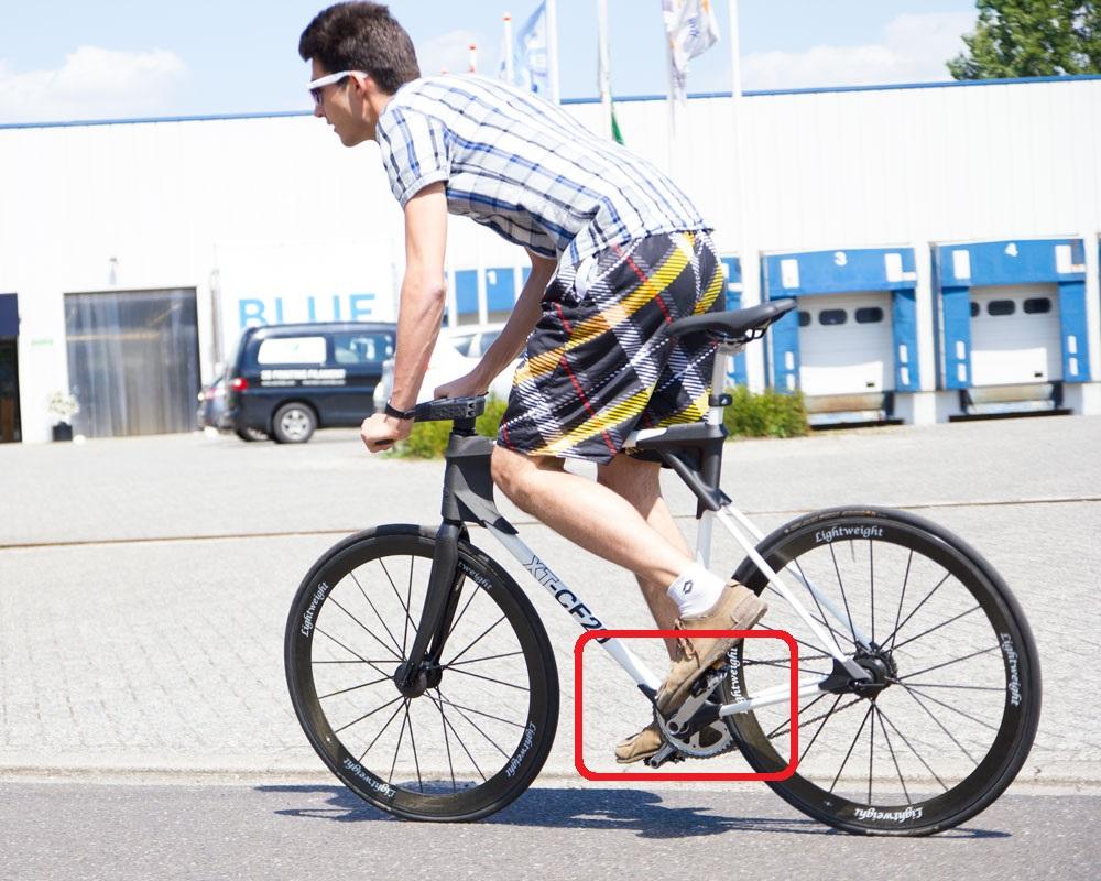 腳踏車支架