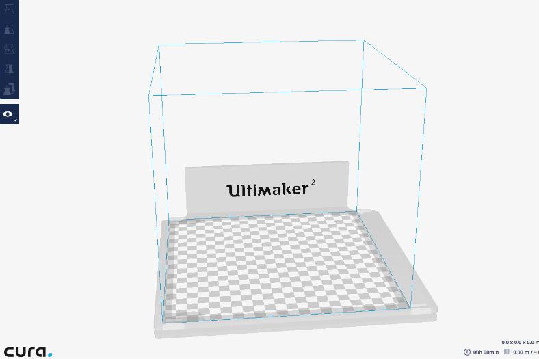 藉由cura更新Ultimaker韌體(firmware)