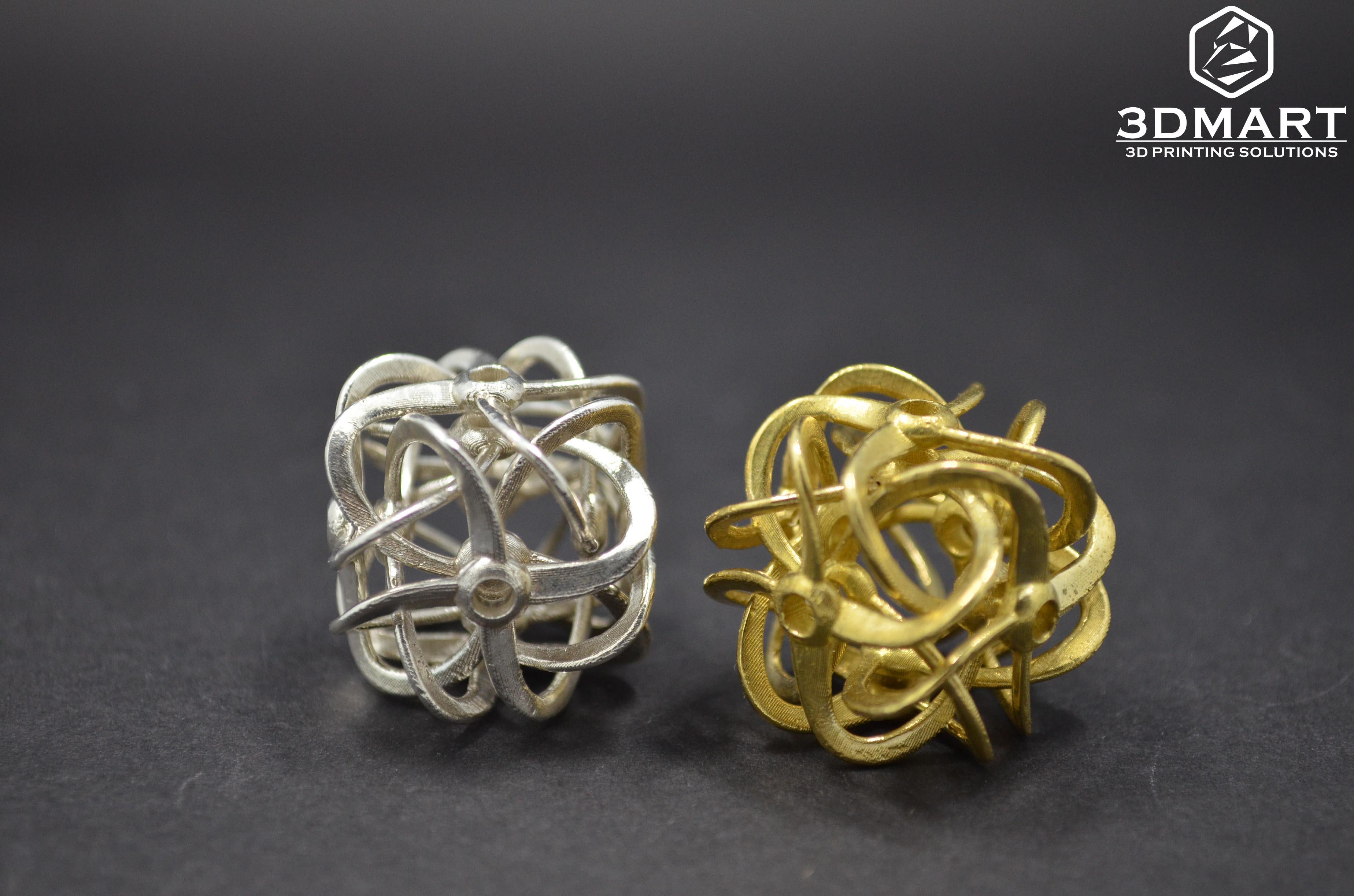 DWS XFAB SLA光固化3D列印機 鑄造銀和銅