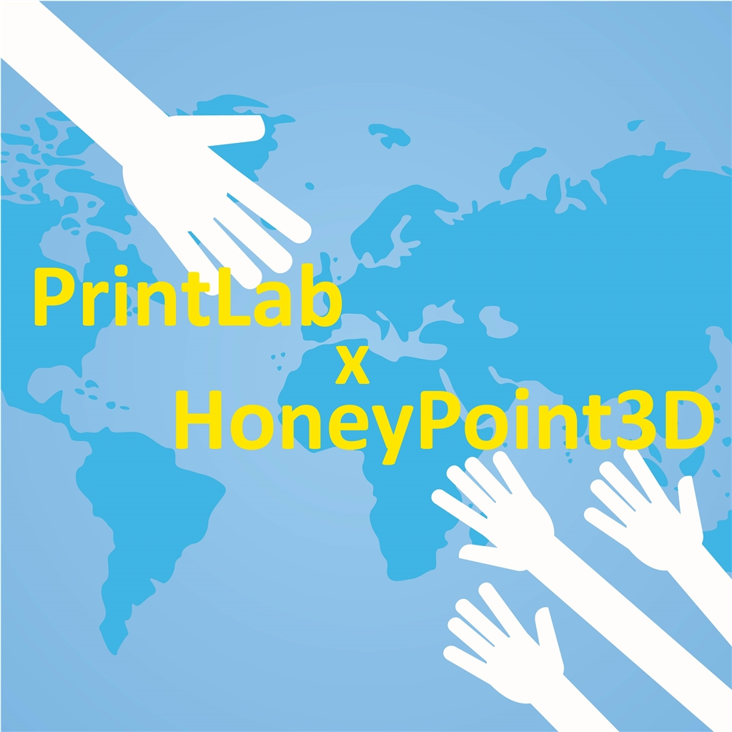 PrintLab和HHoneyPoint合作