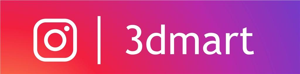 3DMart Instagram