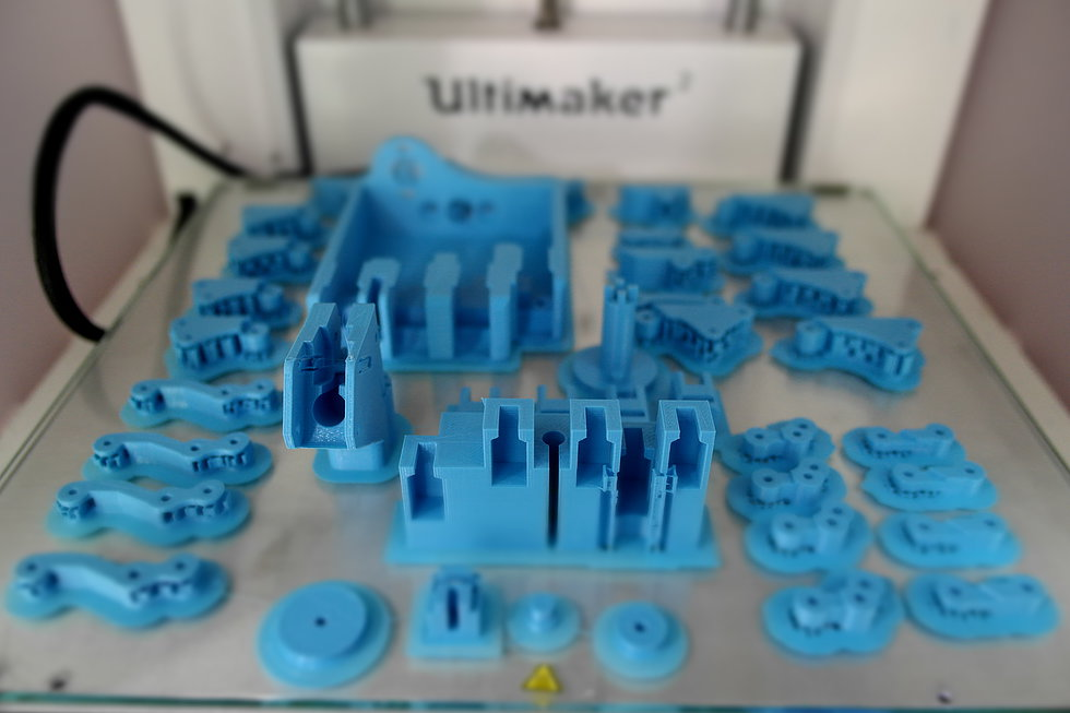 Ultimaker和Victoria Hand計畫