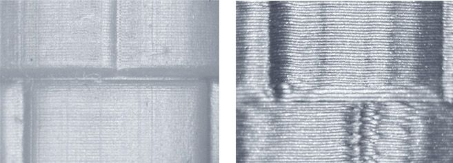 formlabs form2 preform切片軟體教學 層厚設定 層厚與列印品質 放大圖