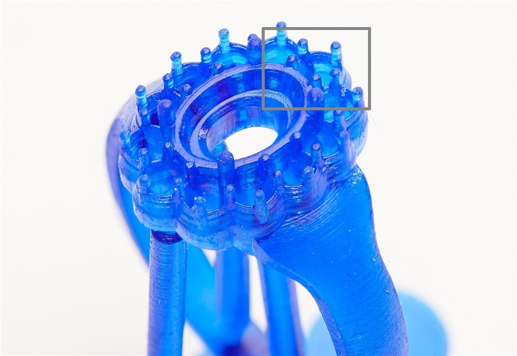 formlabs form2 preform切片軟體教學 層厚設定 0.025mm 鑄造樹脂 表面光潔度