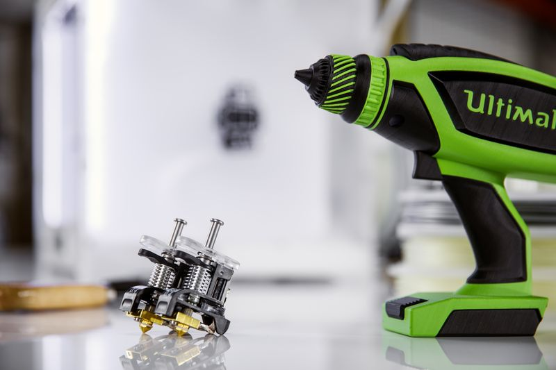 3DMART ,ultimaker 3 3D列印機 AA、BB 雙噴頭 雙色列印