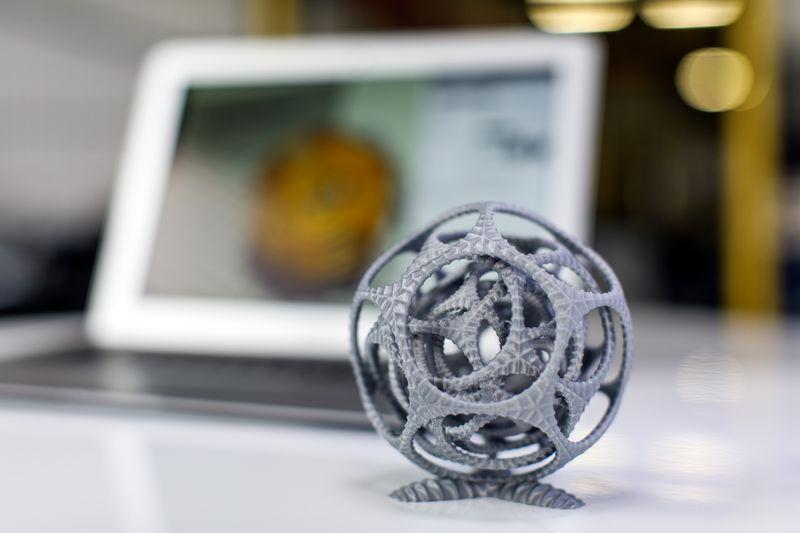 3DMART ,ultimaker 3 3D列印機 AA、BB 雙噴頭 水溶性支撐